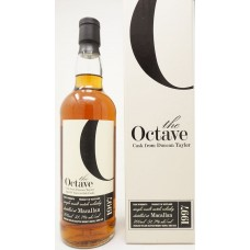 Octave Macallan 1997 15 Year Old Single Malt Whisky
