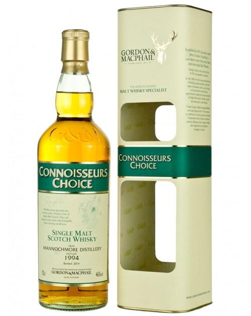 Mannochmore 1994 (bottled 2015) - Connoisseurs Choice Single Malt Whisky
