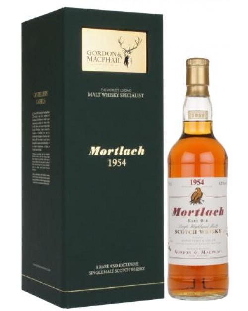 Mortlach 1954 (Gordon and MacPhail) Single Malt Whisky