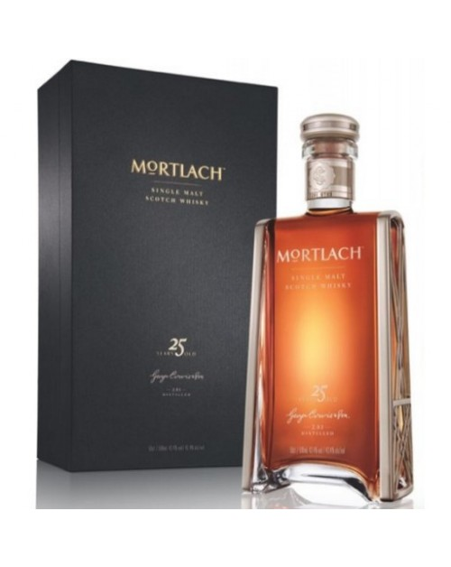 Mortlach 25 Year Old Single Malt Whisky