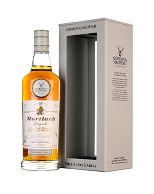 Mortlach 25 Year Old Single Malt Whisky