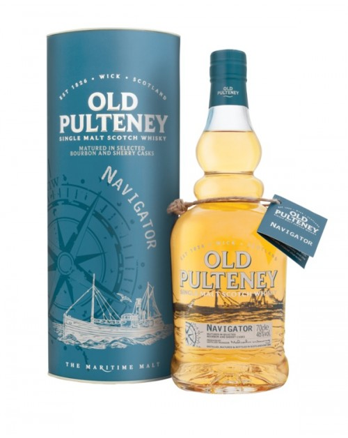 Old Pulteney Navigator Single Malt Whisky