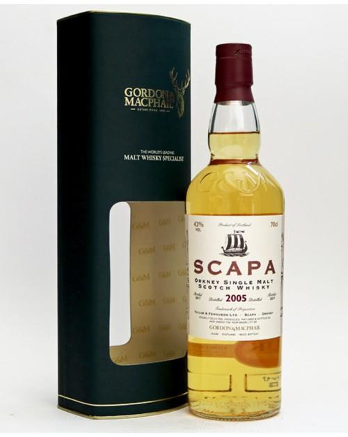 Scapa 2005 (bottled 2017) - Gordon & MacPhail