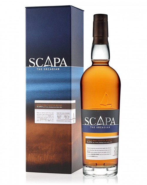 Scapa Glansa Single Malt Whisky