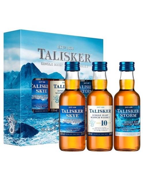 Talisker Whisky Gift Pack