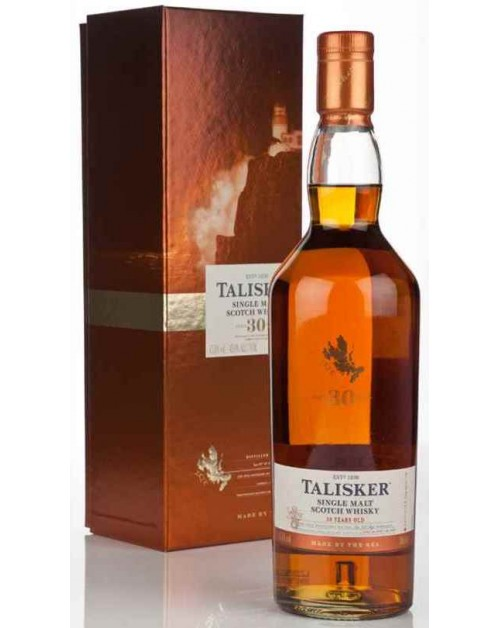 Talisker 30 Year Old Single Malt Whisky