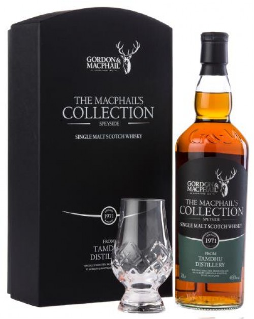 Tamdhu 1971 (bottled 2013) - The Macphail's Collection Single Malt Whisky