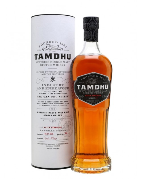 Tamdhu Batch Strength (Batch 2) Single Malt Whisky