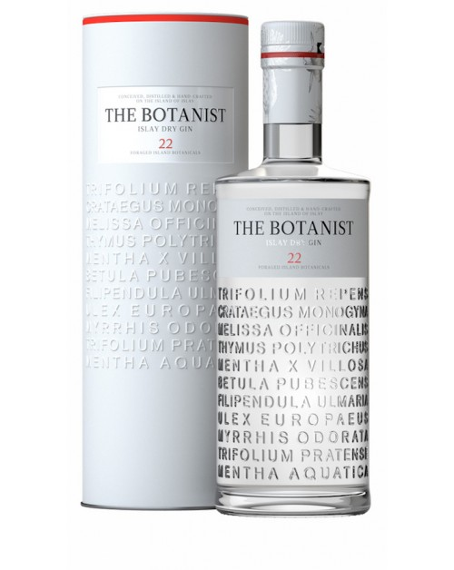 The Botanist Gin With Gift Tin