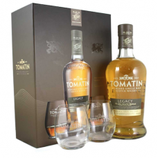 Tomatin Legacy Glass Gift Pack