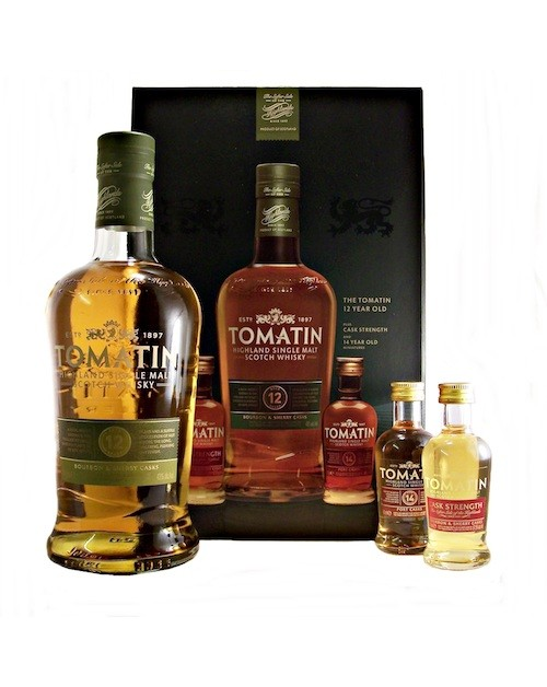 Tomatin 12 Year Old Gift Pack