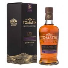 Tomatin 14 Year Old 2002 Cabernet Sauvignon Cask Single Malt Whisky