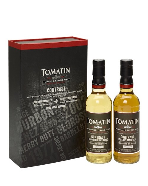Tomatin Contrast Limited Edition