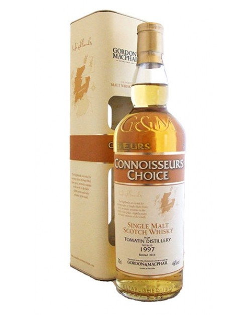 Tomatin 1997 (bottled 2014) - Connoisseur's Choice