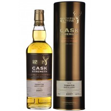 Tomatin 8 Year Old 2007 - Cask Strength (Gordon & MacPhail) Single Malt Whisky