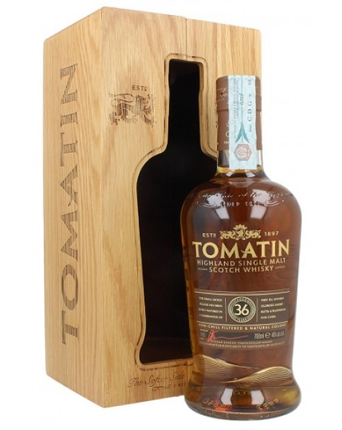 Tomatin 36 Year Old - Batch 3 Single Malt Whisky