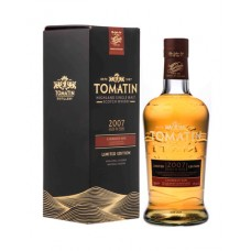 Tomatin 9 Year Old 2007 Caribbean Rum Cask Single Malt Whisky
