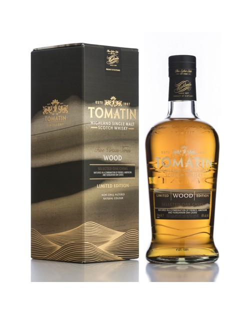 Tomatin Five Virtues - Wood Single Malt Whisky