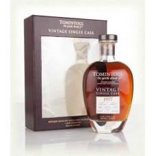Tomintoul 1977 38 Year Old Single Malt Whisky