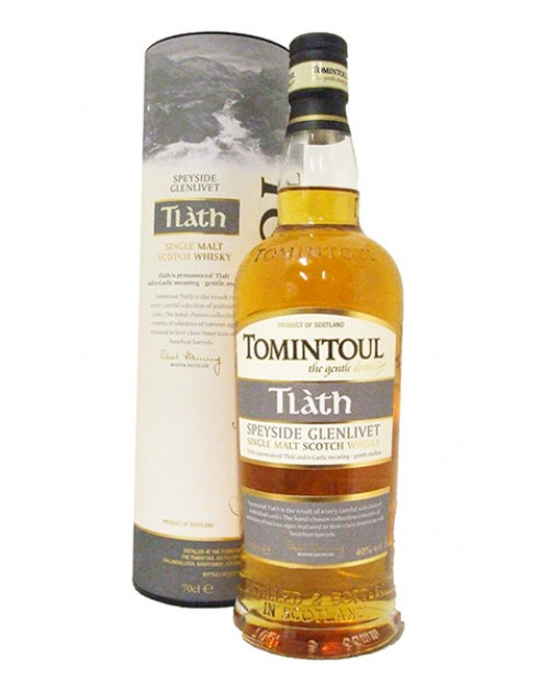 Tomintoul Tlàth Single Malt Whisky