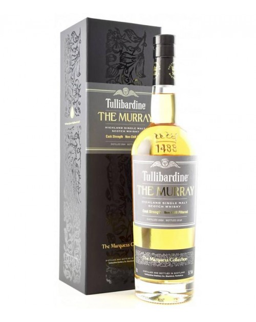 Tullibardine 12 Year Old 2004 - The Murray Single Malt Whisky