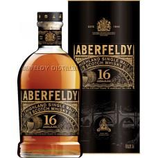 Aberfeldy 16 Year Old Single Malt Whisky