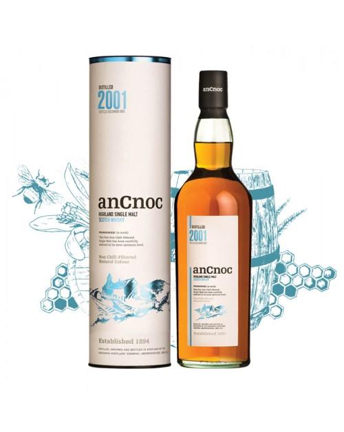 anCnoc 2001 Single Malt Whisky