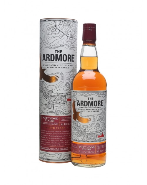 Ardmore 12 Year Old Port Cask Finish