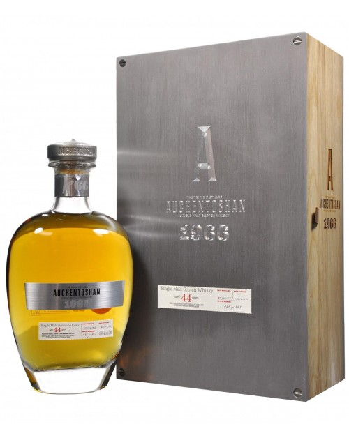 Auchentoshan 44 Year Old 1966 Single Malt Whisky