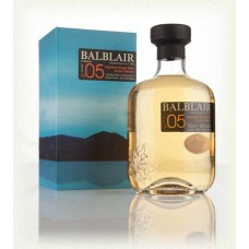 Balblair 2005 1st Release Single Malt Whisky