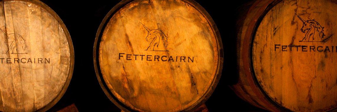 Fettercairn barrel ends