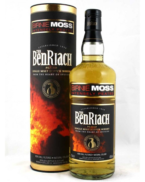 BenRiach Birnie Moss Single Malt Whisky