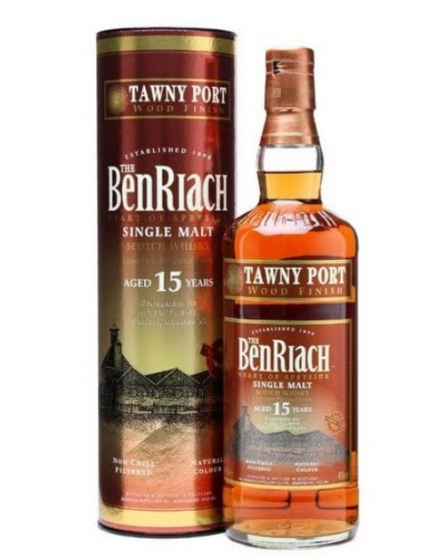 BenRiach 21 Year Old Tawny Port Cask Finish