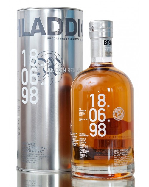 Bruichladdich Ancien Regime 12 Year Old Malt