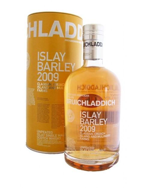 Bruichladdich Islay Barley 2009 Single Malt Whisky