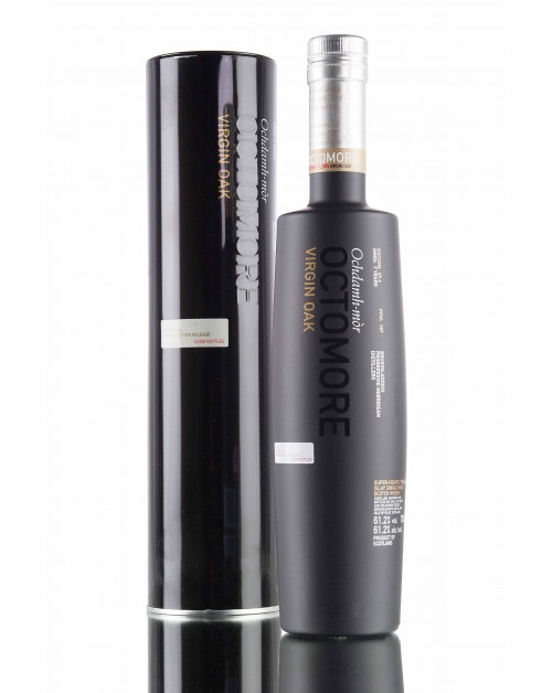 Bruichladdich Octomore 07.4 7 Year Old Virgin Oak