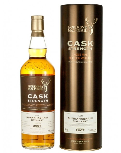 Bunnahabhain 9 Year Old Cask Strength - 2007