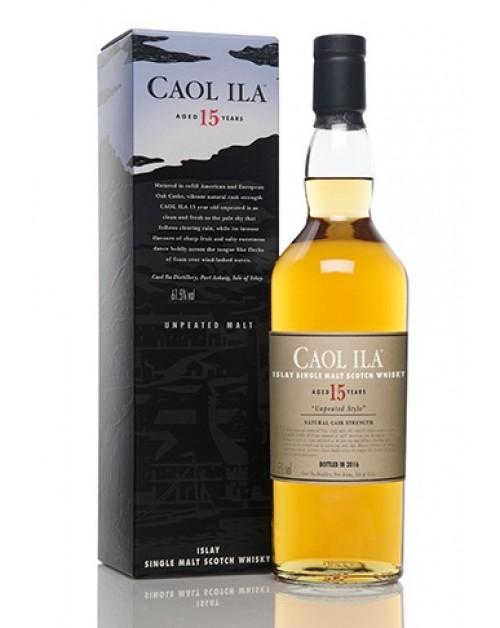 Caol Ila Unpeated 15 Year Old 2000