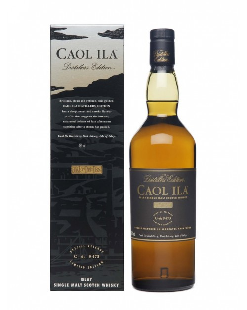 Caol Ila 2003 Moscatel Cask Finish Single Malt Whisky