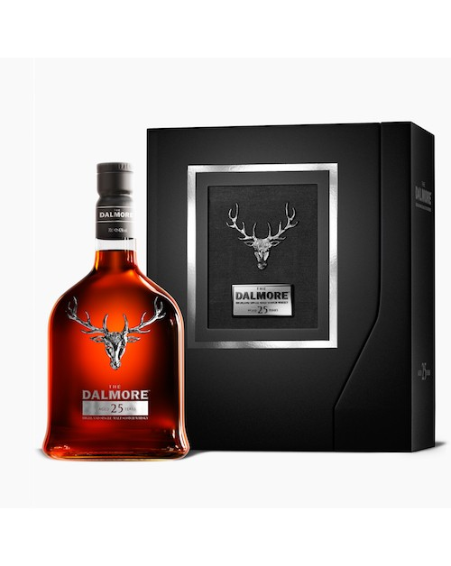 Dalmore 25 Year Old Single Malt Whisky