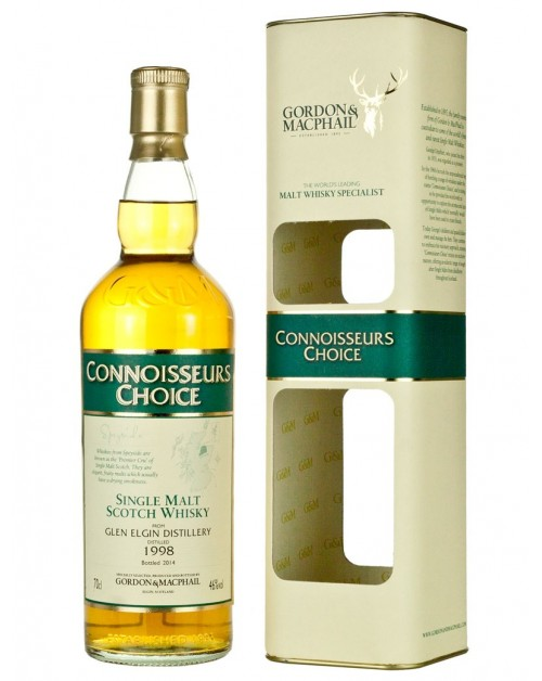 Glen Elgin 1998 (bottled 2014) Connoisseurs Choice