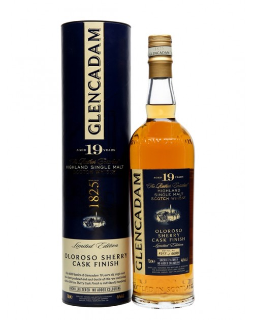 Glencadam 19 Year Old Single Malt Whisky