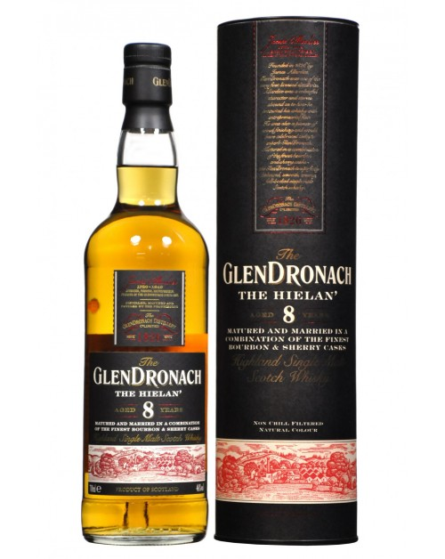 Glendronach Peated Single Malt Whisky