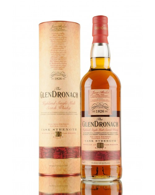 Glendronach Cask Strength - Batch 6