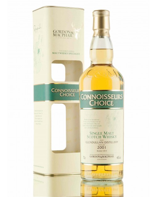 Glendullan 2001 (bottled 2014) - Connoisseurs Choice