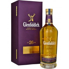 Glenfiddich 26 Year Old Single Malt Whisky