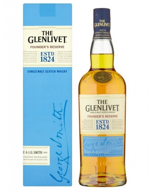 Glenlivet Founder's Reserve Single Malt Whisky