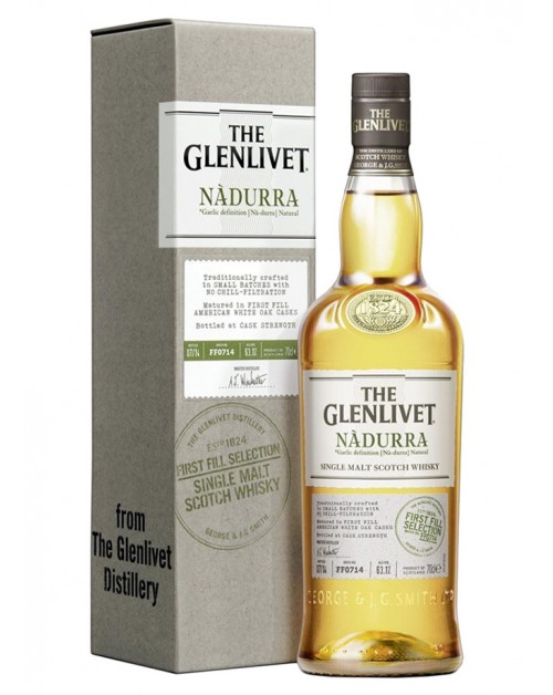 Glenlivet Nàdurra First Fill Selection Batch FF0714