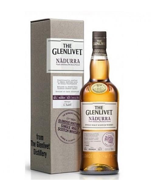 Glenlivet Nàdurra Oloroso Batch OL1015