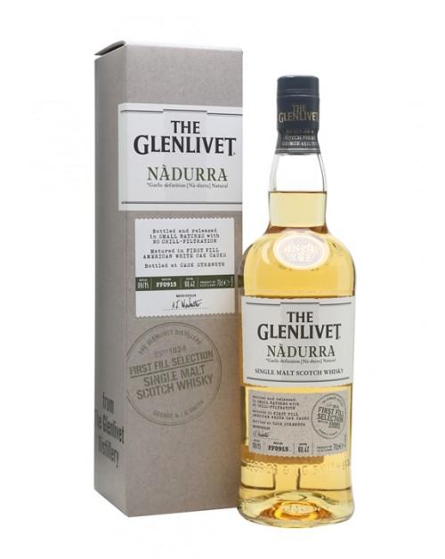Glenlivet Nàdurra First Fill Selection Batch FF0915